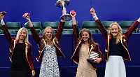 I'm thrilled to have won at Henley with school mates