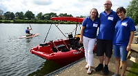 New charity begins offering boat trips for disabled