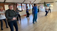 Tai chi for over-50s
