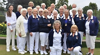 Club marks 50 years of welcoming women bowlers
