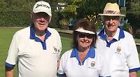 Davies's trio impress as Henley tighten their grip