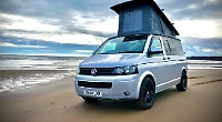 Life's a beach when you visit the coast in a campervan or motorhome