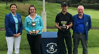 Bryan and Weir are champions following close finishes