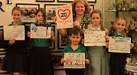 School joins campaign to cut speed limit in village