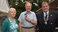 Party to mark retirement of Poppy Appeal organiser