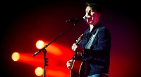 Festival-goers enjoy James Blunt on second night