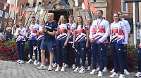 Warm welcome home for our Tokyo rowing 'heroes'