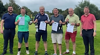 Griffiths and Dishington take honours at Hennerton