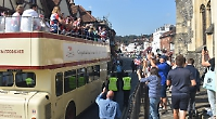 Rowers parade criticised