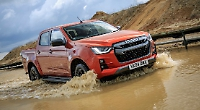 Double cab pick-up's built to go the distance