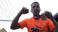 We ran London Marathon... but not necessarily along streets of capital