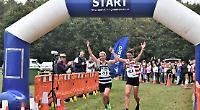 Hundreds turn out for half marathon