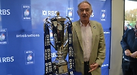 Six Nations trophy makes Dry Leas visit