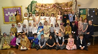 Nativity gets 'Strictly' twist