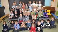 Caversham Heights pupil tackle nursery rhyme nativity