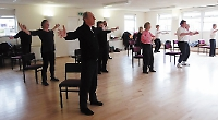 Over 50? Try tai chi