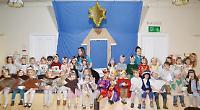 Nursery pupils Shine with nativity