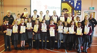 Pupils learn life skills in awards scheme backed by Prince