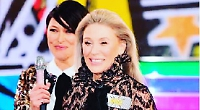 Angie Best shocks son in Big Brother house
