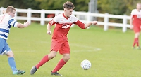 Red Kites dumped out of county cup