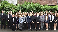 Cadets honoured at awards supper
