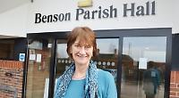 New parish clerk says she loves role and people are 'lovely'