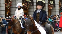 Leo, 11, to take reins at royal horse show