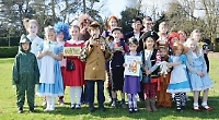 World Book Day: Trinity Primary School, Henley