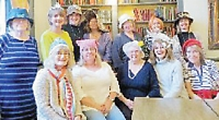 Romantic Novelists get their writing hats on
