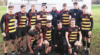 Oratory sevens team run out plate winners