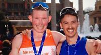 First team captains put in marathon effort