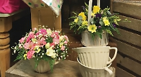 Florist's free delivery for Standard readers