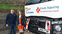 Concrete firm hopes to pour money into air ambulance