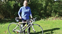 Woman to cycle 750 miles in a week for friend's sick child