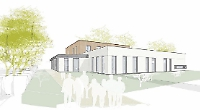 Club unveils plans for new sports and fitness centre