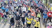 Record amount raised at annual bike challenge