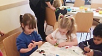 Crafty fun in store at Messy Church event