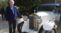 Rolls Royce Silver Gohst