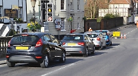 Traffic chaos as Hart Street closed for emergency repairs