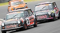 Budd gets season off to steady start at Castle Combe race