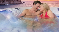 Our range of hot tubs will place you in lap of luxury