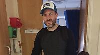 Dad hopes to make charity walk despite leg infection