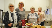 Craft fair raises £400 towards new kitchen at day centre