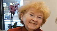 Margaret Simister, kind and loyal friend with northern wit