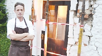 Chef fined for breach of food safety rule