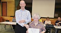 Children given award for highlighting plight of homeless