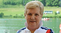 Dame Di Ellis, former British Rowing chairman, 1938-2017
