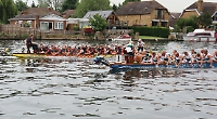 Henley move up four places in league with third place finish