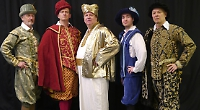 Outdoor Shakespeare production kicks off village festival
