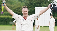 Fuller's maiden century leaves BBC out of tune